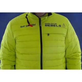 HSV Master Head Men Race club Insulated Jacket in Sulphur Spring