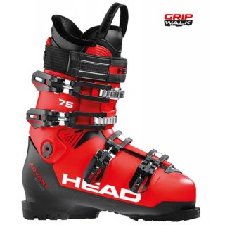 Advant Edge 75 Red/black Größe 26.5
